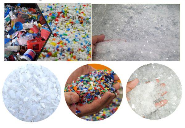 เครื่องจักรรีไซเคิลพลาสติก(Recycle Plastic Machine)