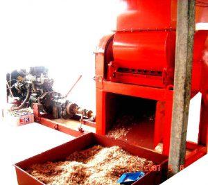 เครื่องบดพลาสติกดีเซล (Crusher Machine Diesel)