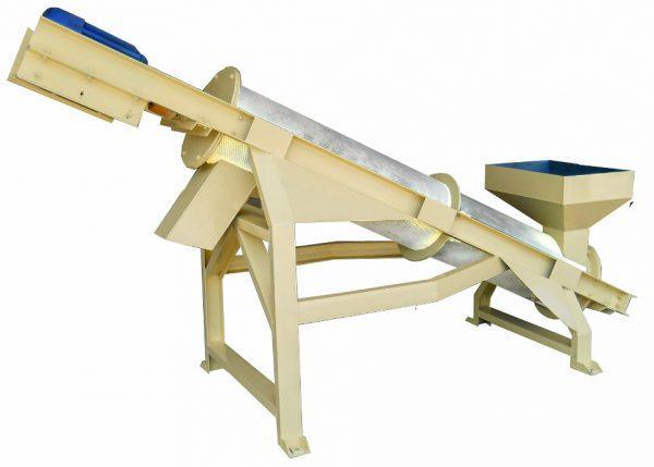 เครื่องสลัดแห้งแนวนอน (Spinner machine)