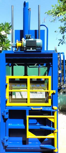 เครื่องอัดไฮโดรลิค ไฟ 3 เฟส(Hydraulic Press Machine)