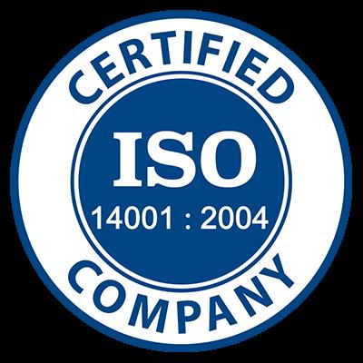 ส่งบุคลากรของบริษัทฯ เข้ารับการฝึกอบรมจากสถาบันรับรองมาตรฐาน ISO 14001:2004