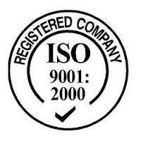 ส่งบุคลากรของบริษัทฯ เข้ารับการฝึกอบรมจากสถาบันรับรองมาตรฐาน ISO 9001:2000